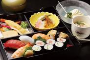 寿司弁当 2,000円(税別)