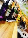 飲み放題のワイン