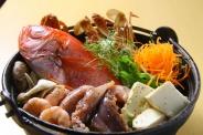 鮮魚のお造り盛り合わせ5種 獲れたて新鮮なお刺身の盛り合わせ5種