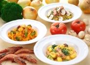パスタは常時約30種類ご用意。季節限定のパスタも必食!※写真はイメージ