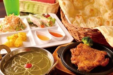 インドレストラン ナンハウス ミナ