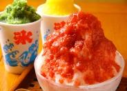 夏期限定の自家製シロップと無添加氷の「かき氷」!毎年「安城七夕祭り」で大盛況!