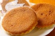 「天使のマドレーヌ」良質なバターと卵を使った優しい味。一番人気の焼き菓子!