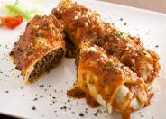 「パンケカ・デ・カルネ」はお肉をクレープ生地で巻いた絶品グルメ!