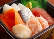 定番の一番人気「海鮮丼」