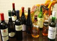 アルコール類もおまかせ!飲みたくなったらおつまみと一緒に飲んじゃおう♪