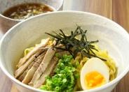 夏季限定「絶品和風冷やしつけ麺」700円(税込)