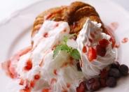 「スノーアイスクロワッサン」は新食感のひんやりスイーツ