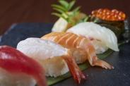 握り寿司  おまかせ5貫(980円) 漁港産直鮮魚の握り寿司!新鮮なネタだから美味しいのは当たり前!