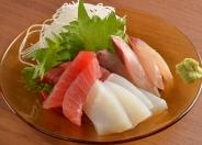 日替わり新鮮な「刺身」or「カルパッチョ」