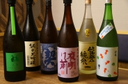 お酒好きに嬉しい豊富なアルコールメニュー