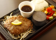 「牛ロースステーキ」150g・200g・300g (写真は150g)