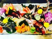 こだわりの鮮魚は、その日の仕入れで最高のものを提供