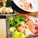 海鮮や流行りのジビエ・ラム肉もご用意!