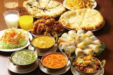 インド料理 ウッタムカレー