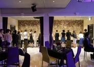ビュッフェ形式はブライダル二次会はもちろん、企業宴会パーティーにも大人気