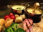 メニューは毎日更新。季節により鉄板のお薦め料理も変わってきます。