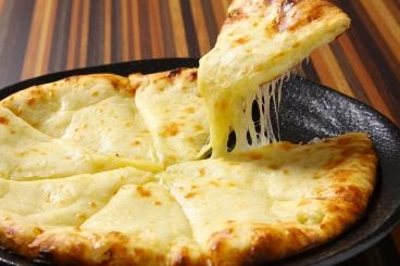 大人気★チーズナン