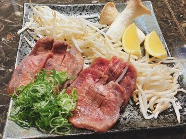人気の明太もちチーズもんじゃ(1,080円・税別)