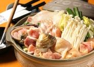 冬季限定ちゃんこ鍋(コースのみ)