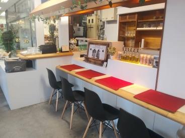 Bistro&Cafe 北海道マルシェ シビコ店