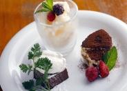 デザート三種盛り※コースのイメージ