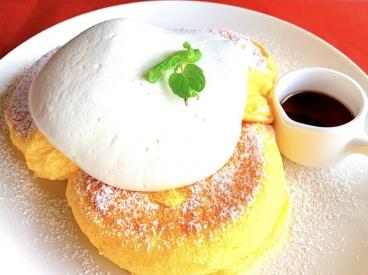 定番人気★「Cinqのパンケーキ」900円(税抜)