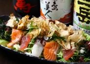 ヘルシー海サラダ 780円