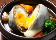 「チーズスコッチエッグ」¥1,364(税別)