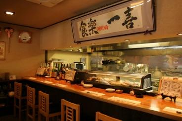 岡崎 こだわりの季節料理 宴会、食事会に 一喜