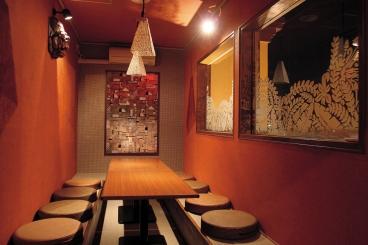 岡崎 バリのリゾート風の居酒屋で宴会・パーティを ママヤ
