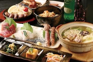 西尾 旬の素材で作る料理が自慢の居酒屋 食彩 ゆふ菜