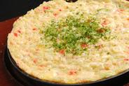 ゆふ菜特製とうふステーキ