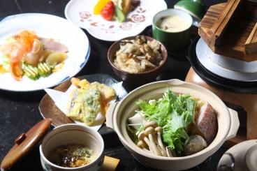 岡崎 宴会・食事会・デートにも 遊食文化 趣庵 (しゅあん)